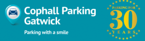 Cophall Parking Gatwick Discount Codes & Deals