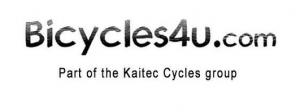 Bicycles4U Discount Codes & Deals