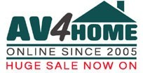 AV4Home Discount Codes & Deals