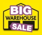 Big Warehouse Sale Discount Codes & Deals
