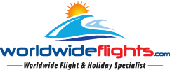Worldwide Flights Discount Codes & Deals