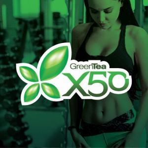 Green Tea X50 Discount Codes & Deals
