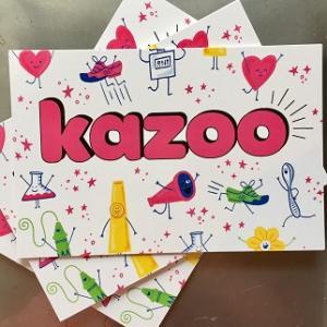 Kazoo Magazine Discount Code & Deals