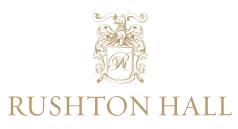 Rushton Hall Discount Codes & Deals