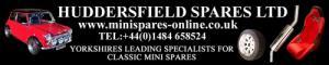 Huddersfield Mini Spares Discount Codes & Deals