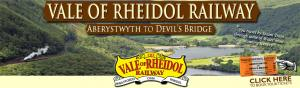 Vale of Rheidol Railway Discount Codes & Deals