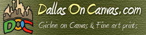 Dallas On Canvas Discount Codes & Deals