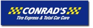 Conrad's Tire Express & Total Car Care Discount Codes & Deals
