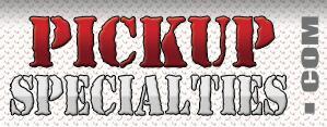 Pickup Specialties Discount Codes & Deals