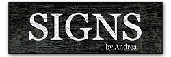 Signs By Andrea Discount Codes & Deals