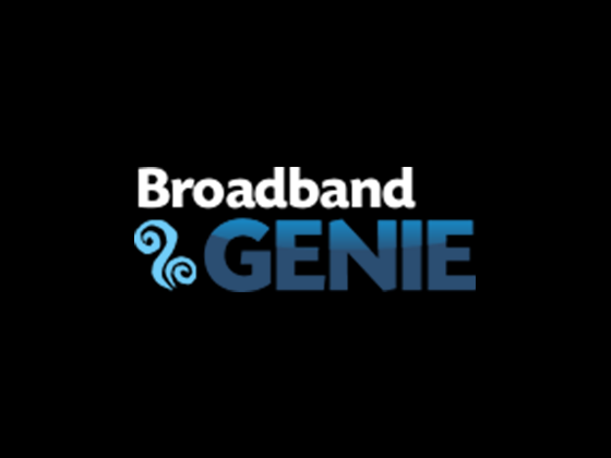 Broadband Genie Voucher Code & Discount Offer : 2017