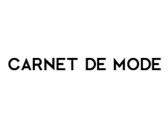 Complete list of Voucher and Promo Codes For Carnet de Mode