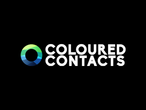 Coloured Contacts Voucher Code and Deals