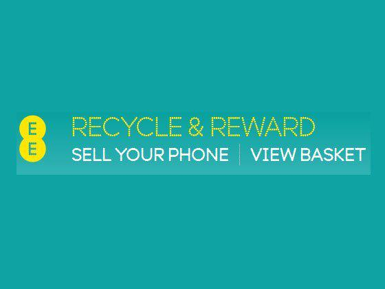 Get EE Recycle Discount promo codes for 2017