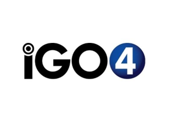 Free iGO4 Discount & Voucher Codes -