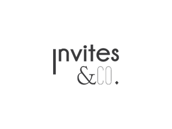 Invites and co Discount Code and Deals 2017