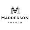 Madderson London discount codes and vouchers