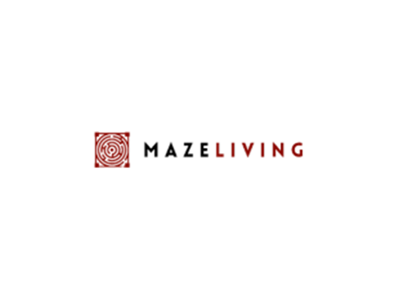 Free Maze Living Discount & Voucher Codes - 2017