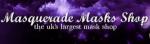 Masquerade Masks Shop Discount Codes