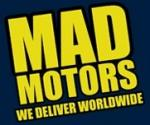 Mad Motors Discount Codes & Vouchers July