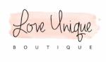 Love Unique Boutique Discount Codes