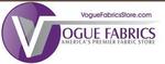 Vogue Fabrics Coupons & Promo Codes November