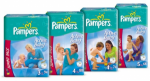Pampers Nappies Promo Code & Coupons November