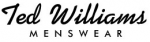 Ted Williams Menswear Discount Codes