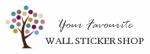 Wall Sticker shop Discount Codes