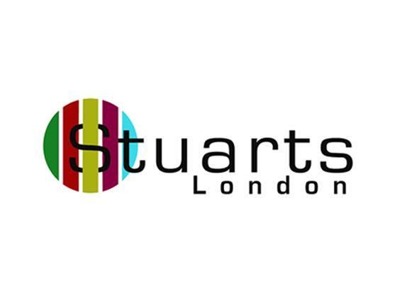 Stuarts London Voucher Codes - 2017