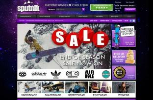 Sputnik Snowboard Shop