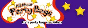 All About Party Bags Vouchers