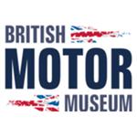 British Motor Museum Vouchers 2016