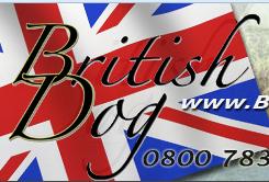 Britishdog.net Discount Code