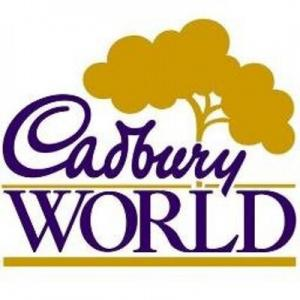 Cadbury World Vouchers