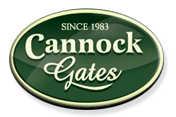 Cannock Gates Discount Code