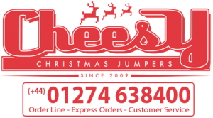 Cheesy Christmas Jumpers Discount Code
