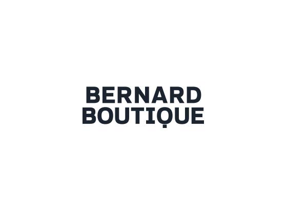 View Bernard Boutique Promo Code and Deals 2017