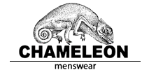 Chameleon Menswear Discount Codes & Deals